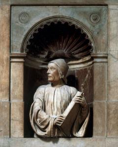 Marsilio Ficino by Andrea Ferrucci