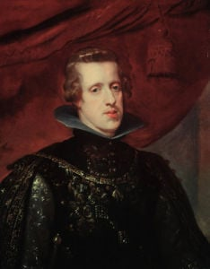 Philipp IV of Spain by Peter Paul Rubens