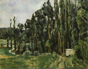 The Polars by Paul Cezanne
