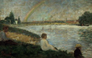 The Rainbow by Georges Seurat