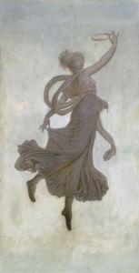 Dancer by Charles Louius Percier