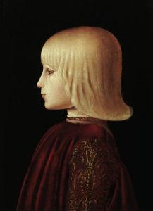 Portrait of a Boy by Piero Della Francesca