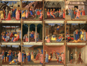 The Passion of Christ by Attributed to Fra Angelico