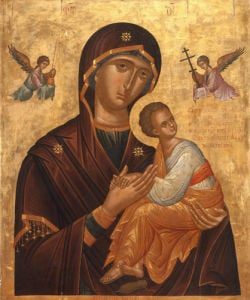 Madonna and Child by Andrea di Candia