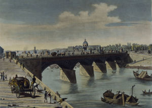 Pont d'Austerlitz by Angelo Garbizza