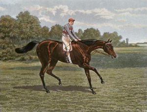 Signorina (Restrike Etching) by Harrington Bird