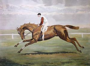 Sir Hugo (Restrike Etching) by Harrington Bird