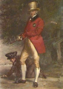 John Taylor (Restrike Etching) by Sir Henry Raeburn
