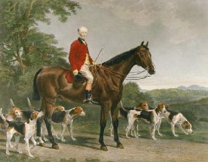 Mr Williamson (Restrike Etching) by Robert Frain