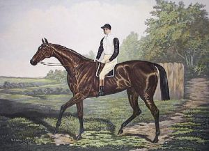 Donovan (Restrike Etching) by Sidney R. Wombill