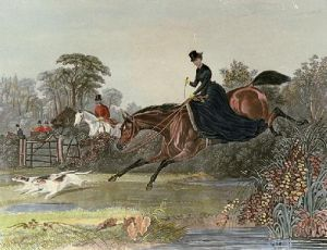 Well Done (Restrike Etching) by Francis Calcraft Turner