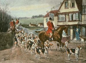 Going to - Meet (Restrike Etching) by Thornley