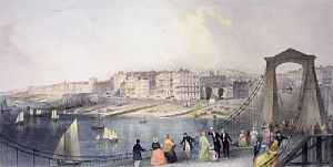Brighton (Restrike Etching) by Anonymous