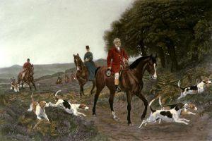 Francis Scott (Restrike Etching) by Charles Augustus H Lutyens