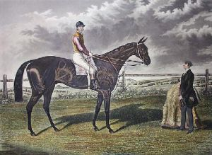 Galopin (Restrike Etching) by Anonymous