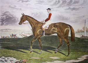 Sir Hugo (Restrike Etching) by Anonymous