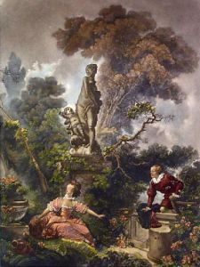 Storming the Citadel (Restrike Etching) by Jean-Honoré Fragonard