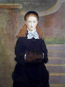 The Picture of Health (Restrike Etching) by Sir John Everett Millais