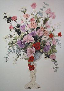Summer Sweet (Restrike Etching) by Timothy Brown