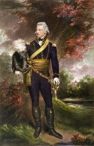 John Penn (Restrike Etching) by Sir William Beechey