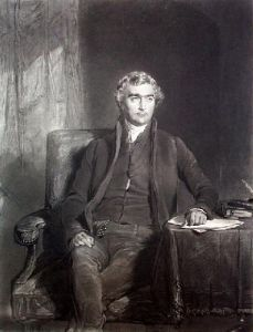 Joseph John Gurney (Restrike Etching) by George Richmond