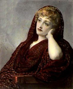Memories (Restrike Etching) by Lord Frederic Leighton