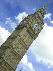 Big Ben London by Assaf Frank