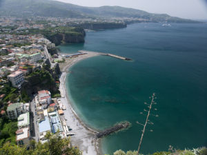 Sorrento sea view, Italy by Assaf Frank