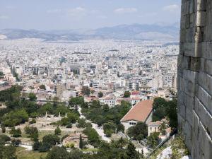 Athens Greece by Assaf Frank