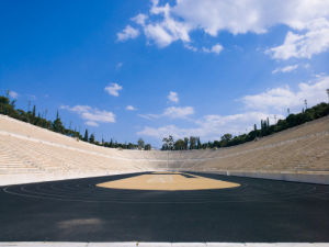 Panathinaiko Stadium, Athens by Assaf Frank