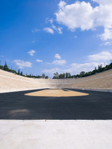 Panathinaiko Stadium, Athens by Assaf Frank
