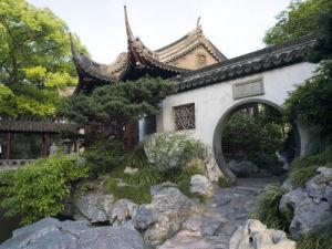Yu Garden, Shanghai by Assaf Frank