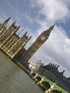 Big Ben, London by Assaf Frank
