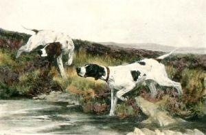 Twelfth, The (Restrike Etching) by Arthur Wardle
