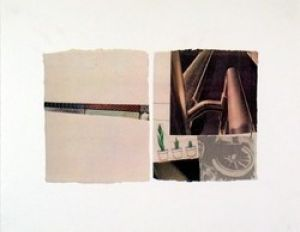 Untitled, 1974 by Robert Rauschenberg