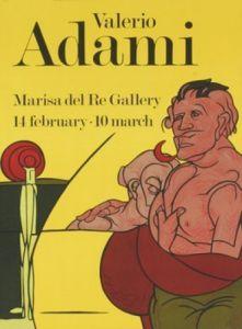 Marisa del Re gallery by Valerio Adami