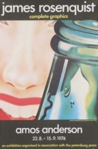 Hey, Lets Go For a Ride by James Rosenquist