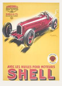 Shell 1934 by Geo Ham