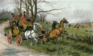 Music of Bygone Days, The (Restrike Etching) by Wright