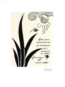 Dans Deux Choses,1917-1947 by Georges Braque