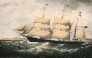 Joseph Cunard, The (Restrike Etching) by Wilde Parsons