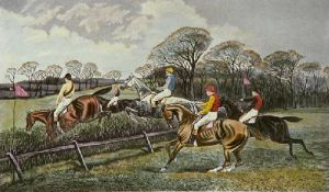 No Go,He Won't Have it (Restrike Etching) by TNH Walsh