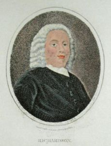 Richardson (Restrike Etching) by Abraham Wivell