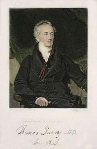 Thomas Young (Restrike Etching) by Sir Thomas Lawrence