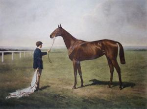Sceptre (Restrike Etching) by Percy Earl