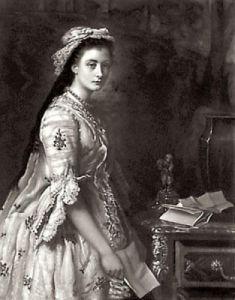 Stella (Restrike Etching) by Sir John Everett Millais