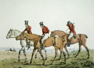 Afternoon - A few of ... (Restrike Etching) by Henry Alken