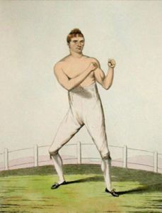 Thomas Belcher (Restrike Etching) by Piercy Roberts