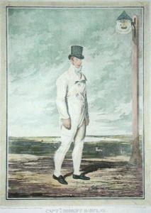 Capt. Robert Barclay (Walker) (Restrike Etching) by Anonymous
