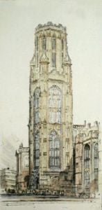 Bristol (Restrike Etching) by Anonymous